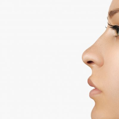 Asymetria kształtu nosa